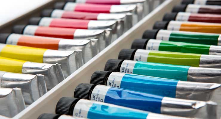 Ölfarben-Set